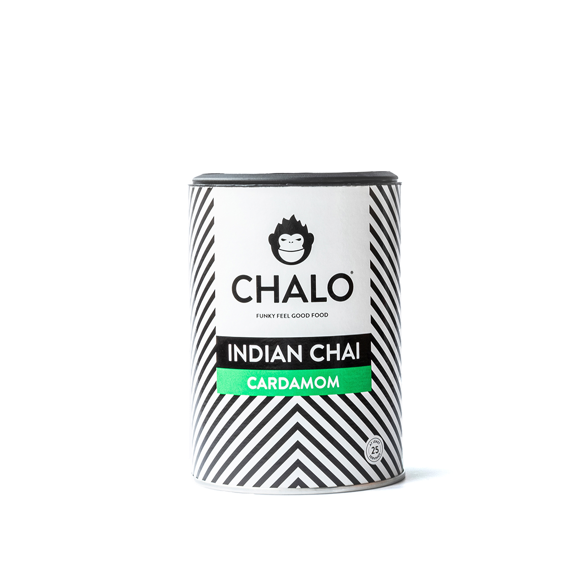 Indian Chai - Cardamom Chai latte