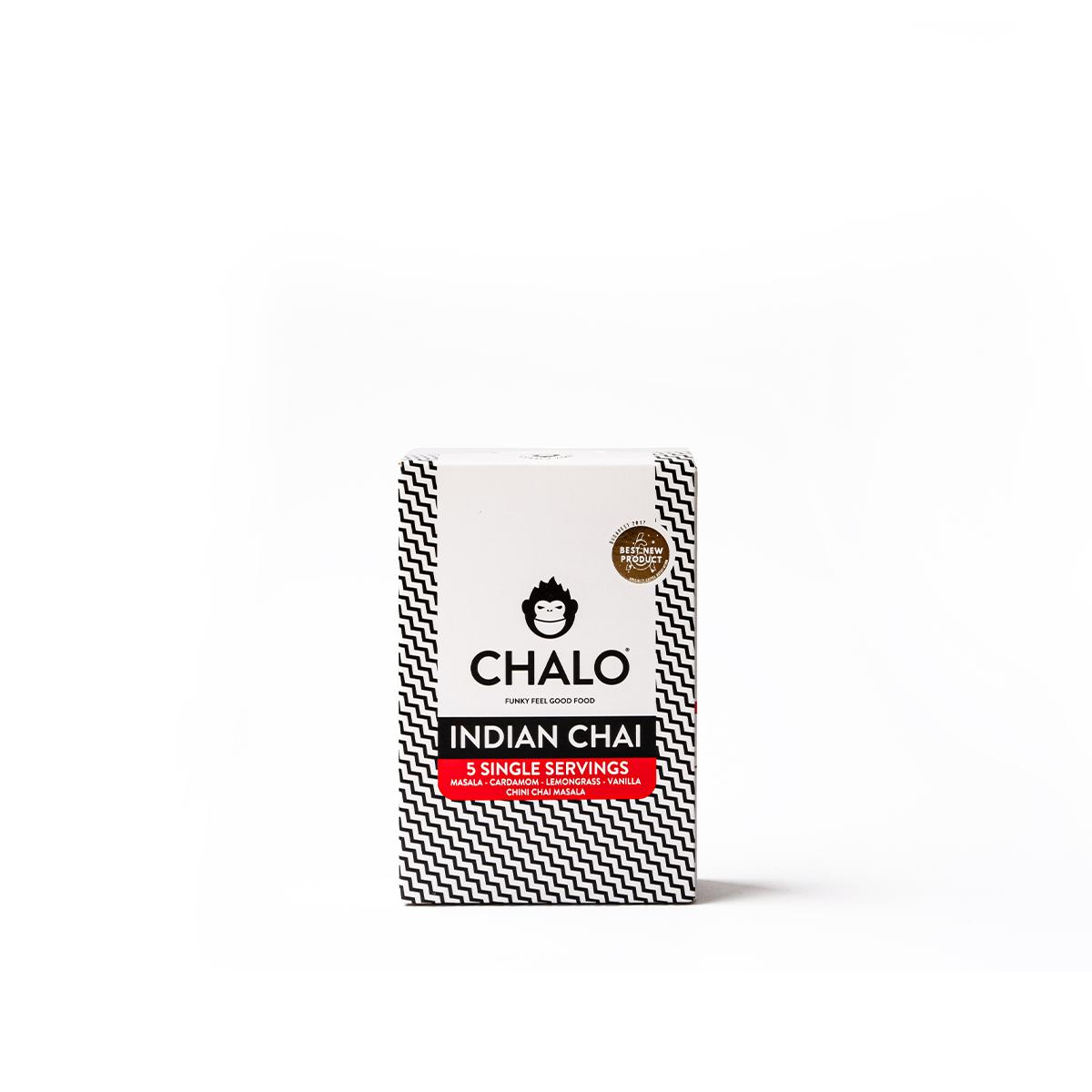 Chai Discovery Box - 5 flavors chai latte