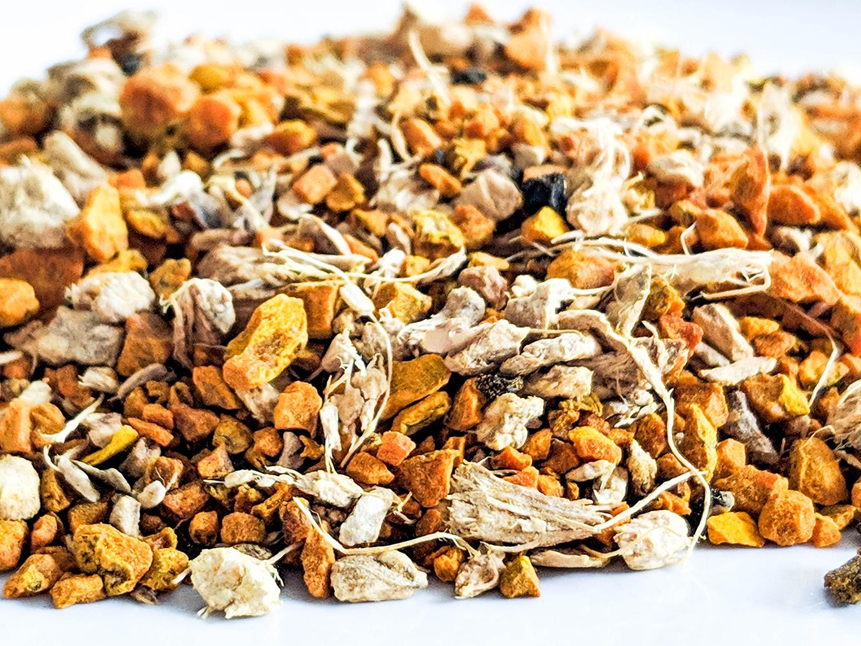 Turmeric organic slow chai - spices