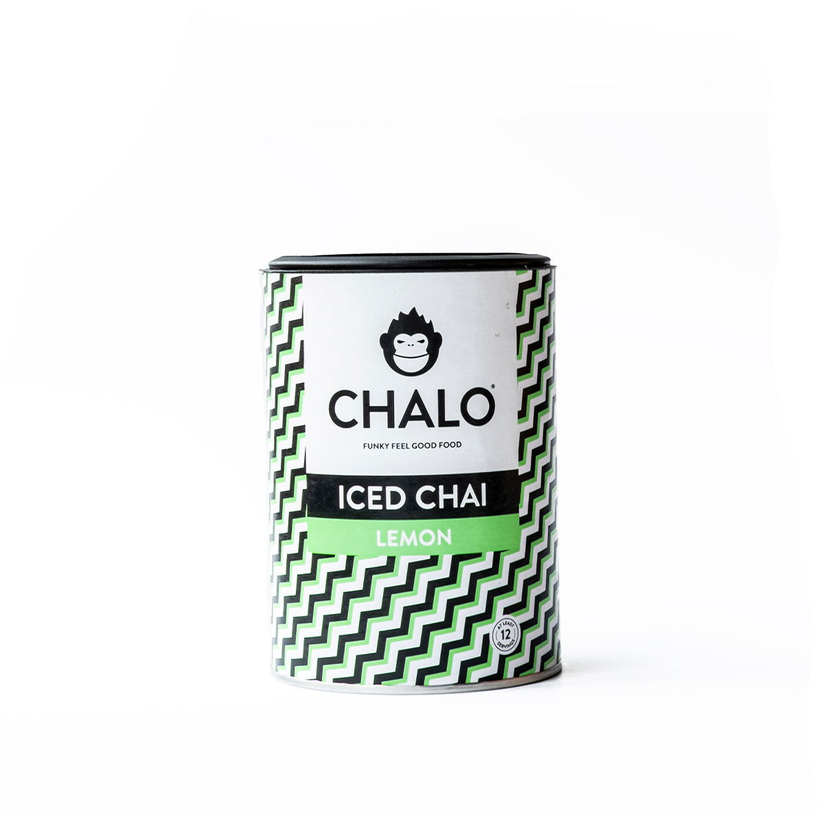 Lemon Iced Chai - iced tea