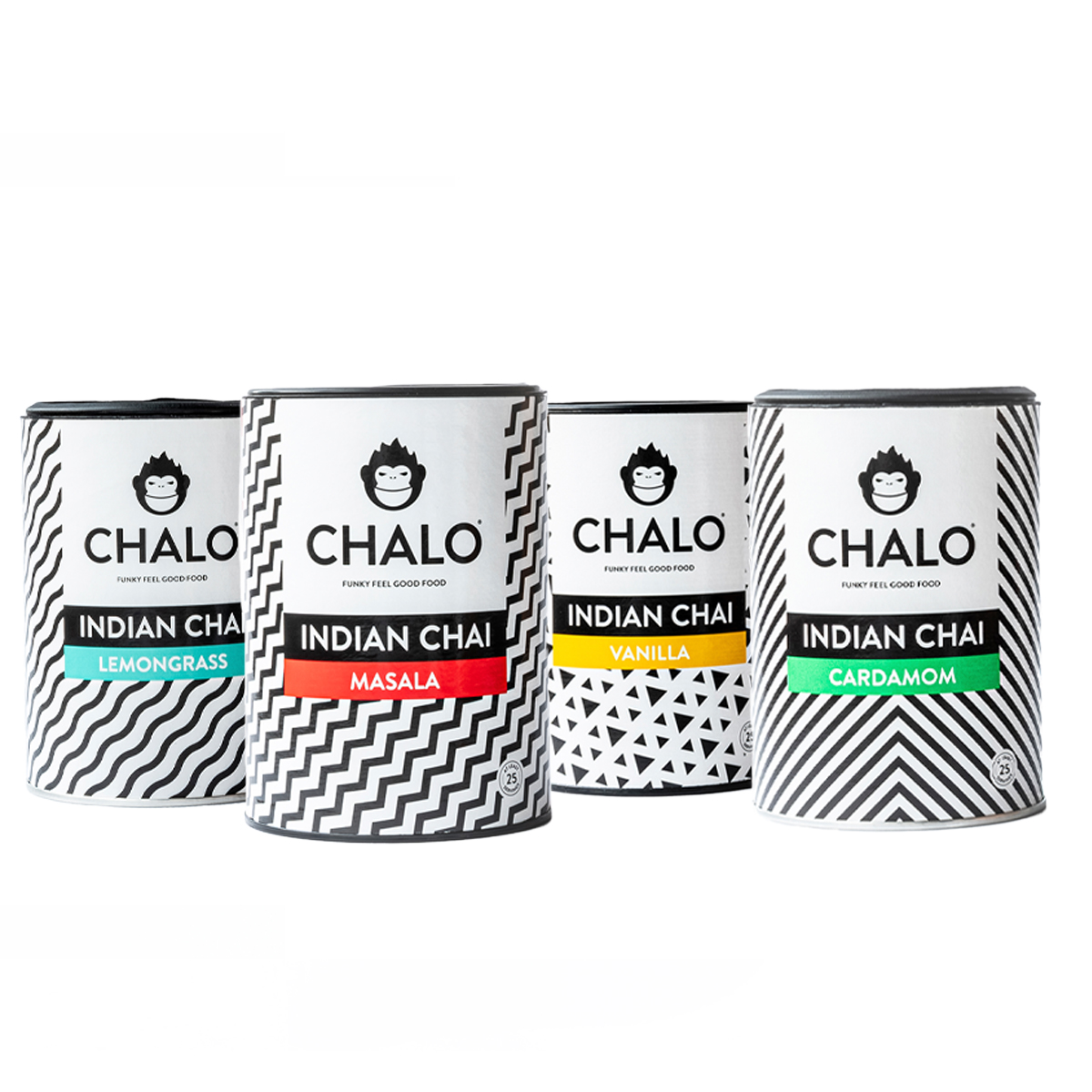 Chai latte starterkit assortment