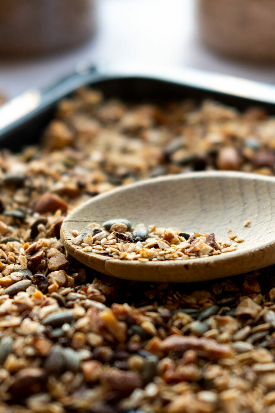 Chalo Homemade Granola package