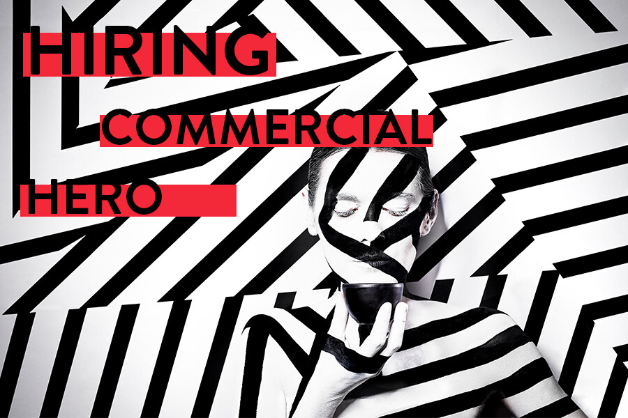 Chalo is hiring! Are you our new commercial hero?