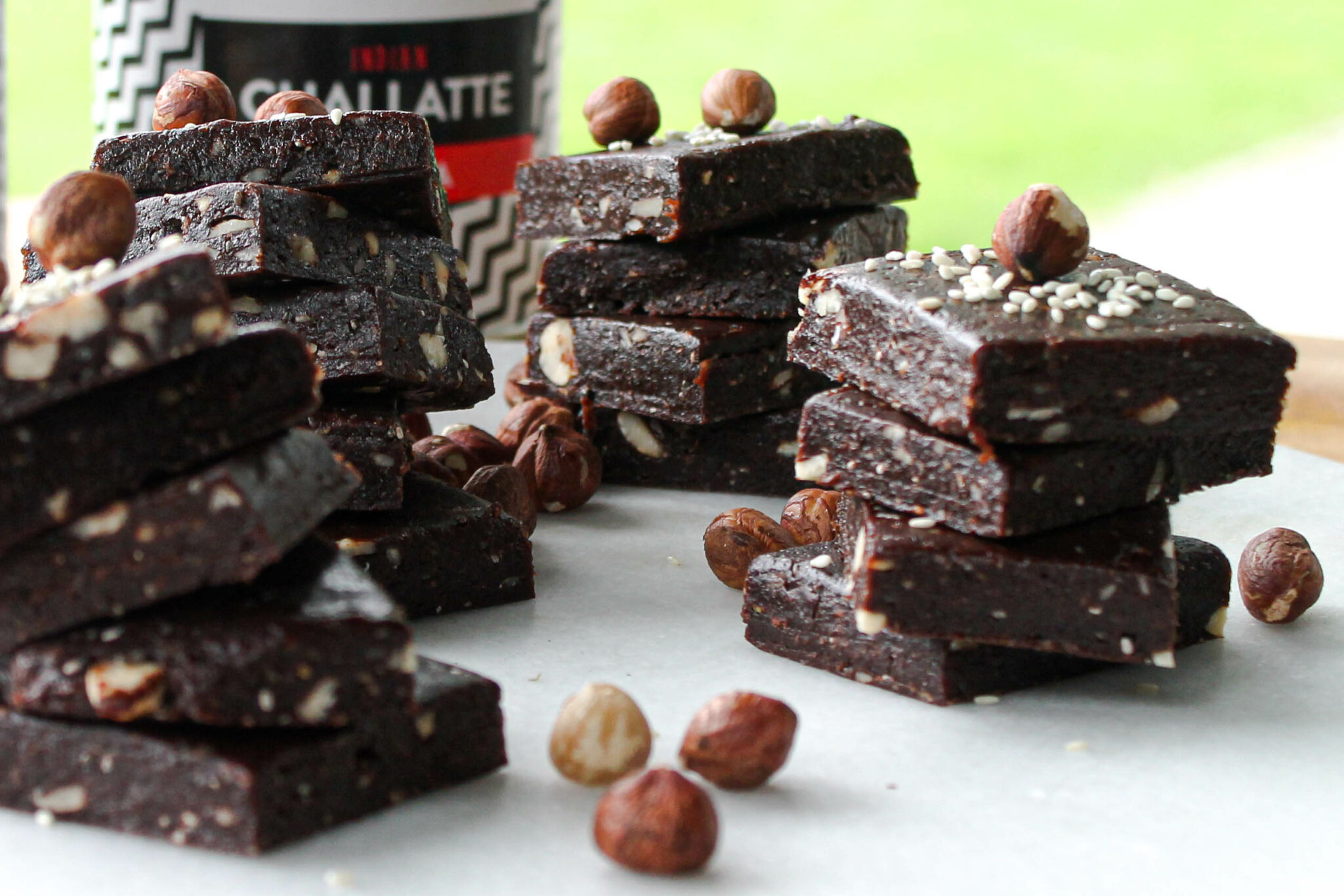 Chalo Chai Brownies - Healthy and Delicious