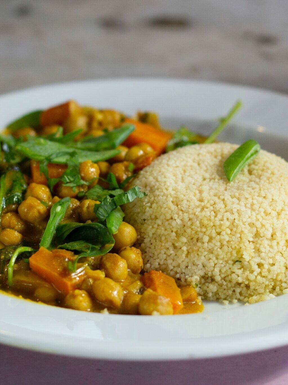 Chalo Chai Masala Curry