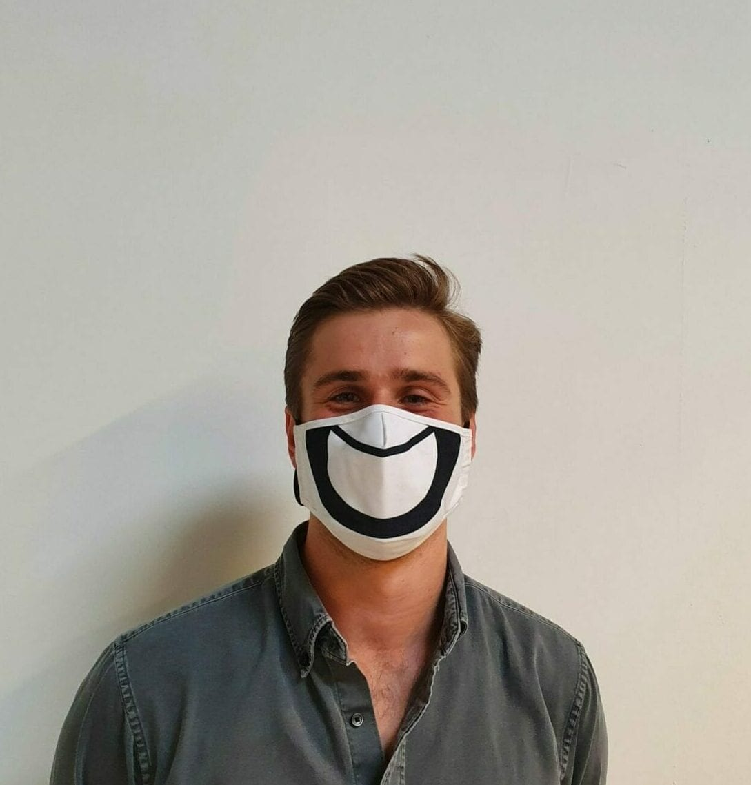 Chalo mouth mask